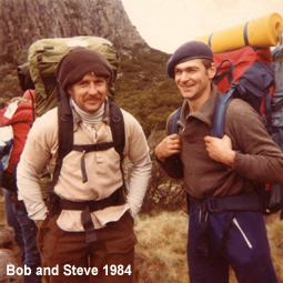 BackpackingBobandSteve1984