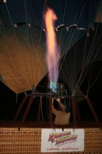 Cairns hot air balloons
