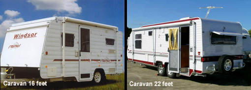 tips on buying a caravan