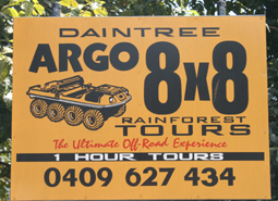 Daintree Rainforest Tour