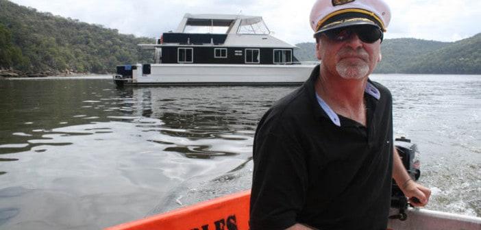 Hawkesbury Houseboat