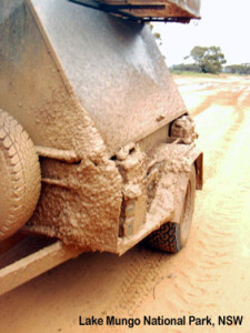 lake mungo mud