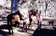 Making a Packsaddle
