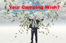camping wishes