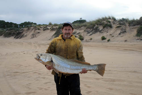 Mulloway at Dalyellup