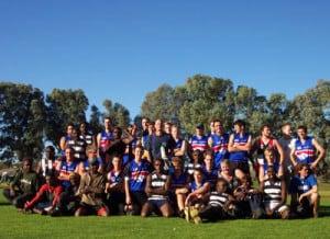 Uluru Football Team